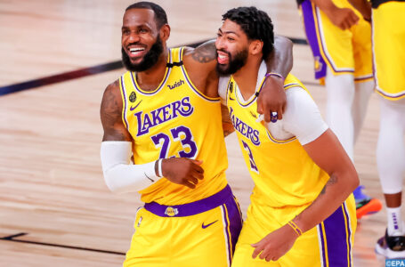 NBA: Anthony Davis (Lakers) indisponible un mois