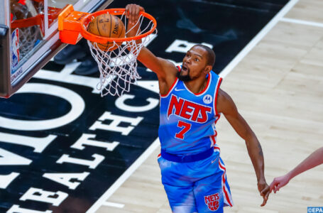 NBA: Kevin Durant forfait pour le All-Star Game